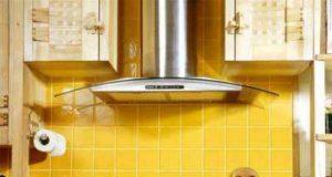 Кухонная вытяжка с выводом в вентиляцию