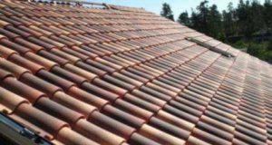 Технология монтажа керамической черепицы на крышу