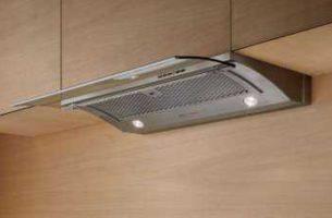 Кухонные вытяжки 50 см: встраиваемые и подвесные