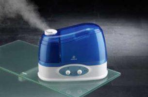 Принцип работы ультразвукового увлажнителя воздуха