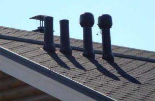 Турбодефлектор для вентиляции своими руками