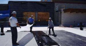Как своими руками покрыть крышу дома рубероидом