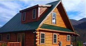 Как построить деревянный дом своими руками