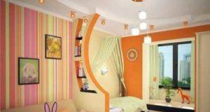 Правильное освещение детской комнаты - советы экспертов