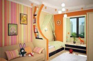 Правильное освещение детской комнаты – советы экспертов