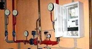 Установка индивидуального или общедомового теплосчетчика на отопление