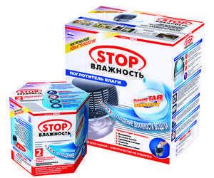 Влагопоглощающие таблетки для осушения воздуха в доме