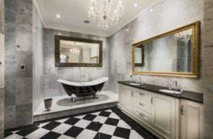 Как сделать ванную комнату практичной и современной