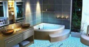 Современный и практичный пол для ванной - новинки сезона 2018-2019