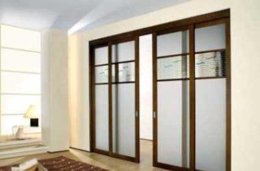 Как выбрать раздвижные межкомнатные двери