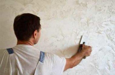 Какую штукатурку выбрать для отделки стен