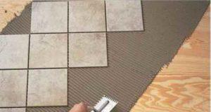 Как правильно подготовить основу для укладки плитки