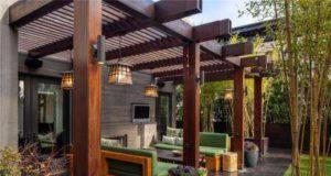 Как пристроить крышу к веранде быстро и качественно
