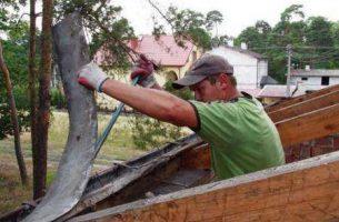 Как правильно перекрыть крышу дома своими руками