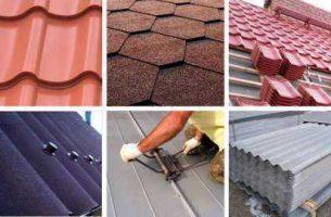 Чем недорого покрыть крышу на дачном домике?