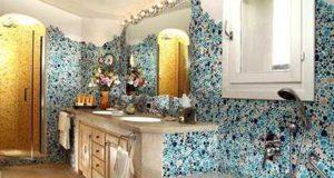 Какую мозаику выбрать для ванной