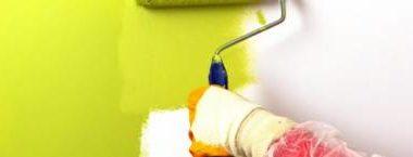 Как удалить запах краски в помещении после ремонта