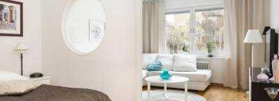 Гостиная и спальня в одной комнате: как совместить, дизайн интерьера, идеи + фото