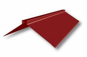Обзор доборных элементов для монтажа кровли из металлочерепицы
