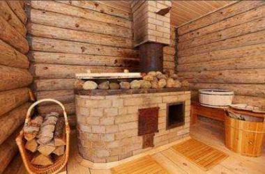 Печь для бани своими руками (кирпичная и металлическая) самостоятельно