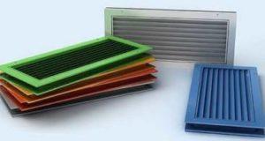 Декоративные вентиляционные решетки: виды, выбор