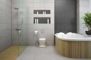 Ремонт ванной совмещенной с туалетом – как выжать максимум из маленькой площади