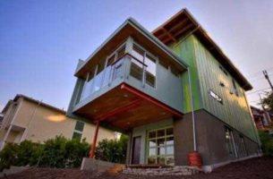 Современные экологически чистые дома—секреты их строительства