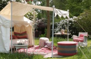 10 дизайнерских предметов мебели для сада