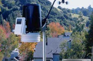 Метеостанция для загородного дома
