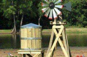 Как построить ветряную мельницу своими руками