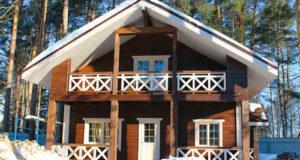 Строим теплый дом - технология LogECO