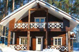 Строим теплый дом – технология LogECO