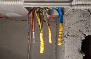 Правильное соединение электрических проводов: пайка своими руками
