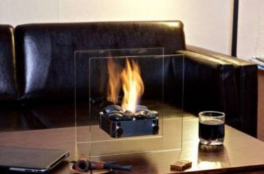 Чем топить камин: современная альтернатива дровам