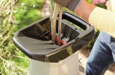 Садовый измельчитель для травы и веток: правила выбора