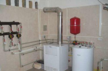 Как подготовить к запуску систему отопления частного дома