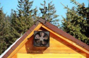 Вентиляция в частном доме: схемы и устройство своими руками