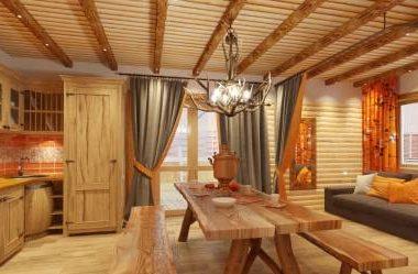 Дизайн для русской бани