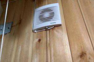 Вентиляция в каркасной бане: правила создания