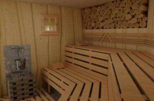 Особенности вентиляции в бане из пеноблоков