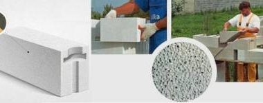 Блоки из газобетона размеры, плюсы и минусы, характеристики