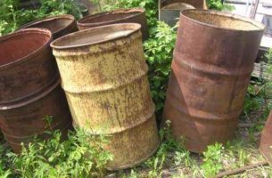 Как уберечь водяную бочку от образования ржавчины