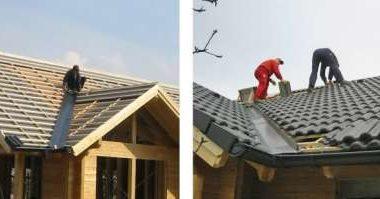 Стропильная система для крыши с ендовой