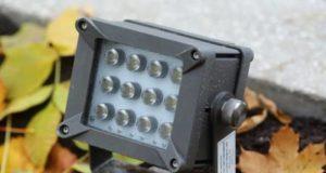 Какие светодиодные прожекторы выбрать для наружного освещения