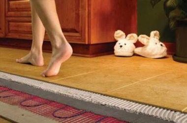 Как выбрать греющий кабель для электрических теплых полов